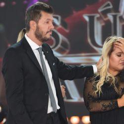 El fallido debut de Morena en el Bailando
