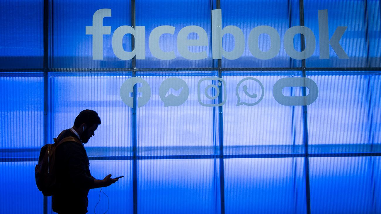 Reportan errores en Facebook e Instagram en todo el mundo