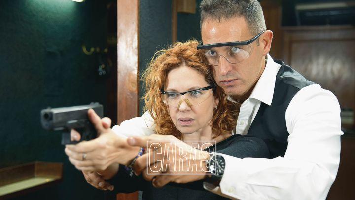 Juan Pablo Fioribello sorprendió a Andrea del Boca con un increíble regalo