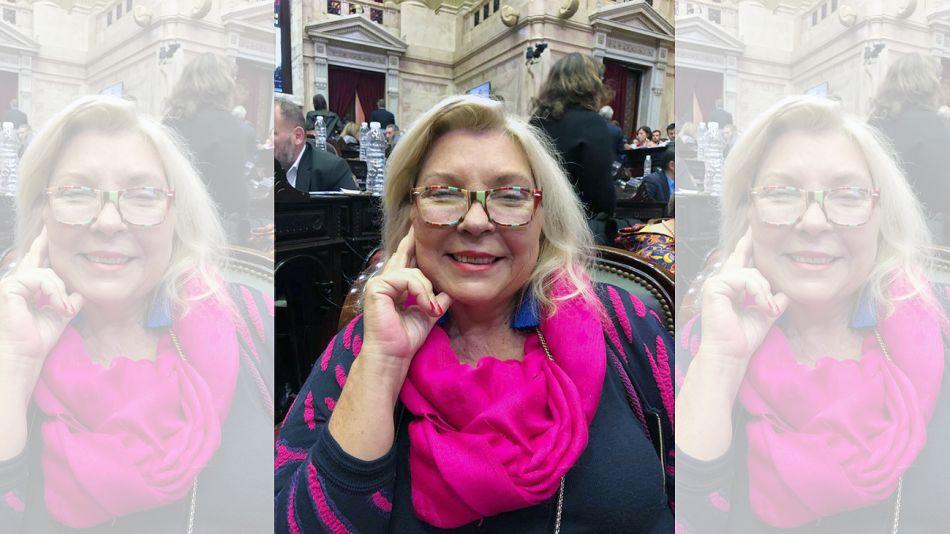 Elisa Carrió suma otra victoria judicial.