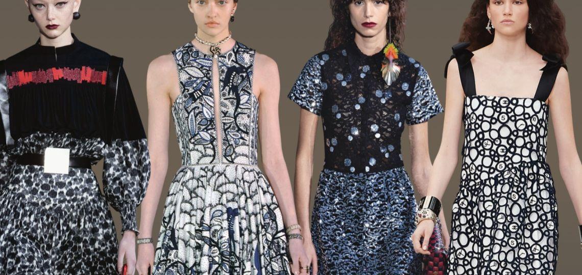 ¿Qué muestran las pasarelas del mundo?: 4 tendencias de moda internacional