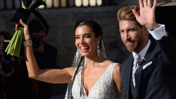 La suntuosa boda de Sergio Ramos y Pilar Rubio