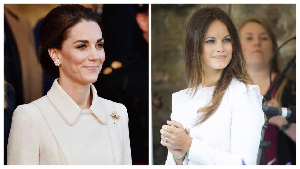 Duelo Real, Sofía de Suecia vs Kate Middlenton