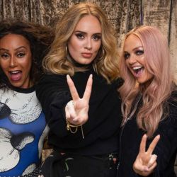 Adele y las Spice Girls