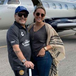 Maradona y Oliva