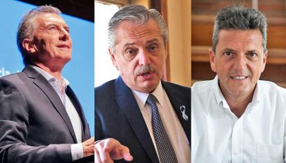 Concertación. Los tres precandidatos coinciden: tienen estrecha relación con sus clubes.