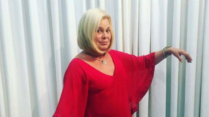 Preocupa la salud de Marta González