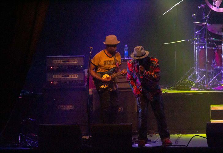 Fotos   Living Colour regresó a la Argentina con un show a