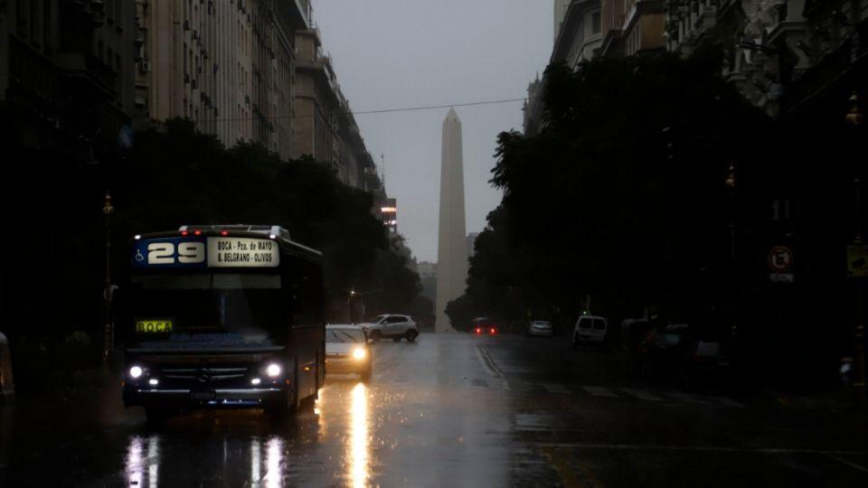 Apagón Buenos Aires