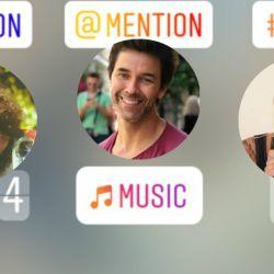 Los famosos tienen sus canciones en Instagram