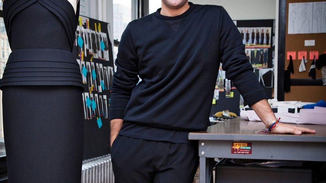 Brandon Maxwell, diseñador del Año.