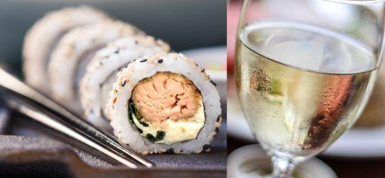 Vinos para celebrar el día internacional del sushi
