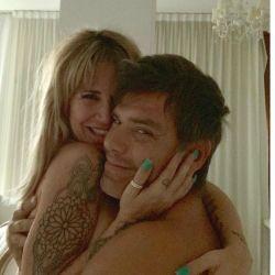 La foto sexual de Flor Peña y Ramiro Ponce de León