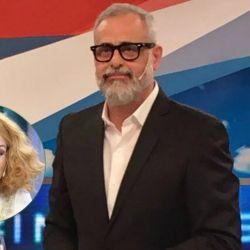 Jorge Rial y Beatriz Salomón