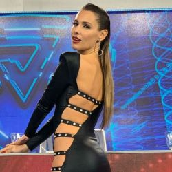 Pampita, infartante en ShowMatch