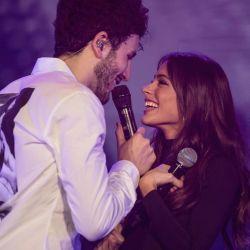 Tini Stoessel y Sebastián Yatra enamorados en México