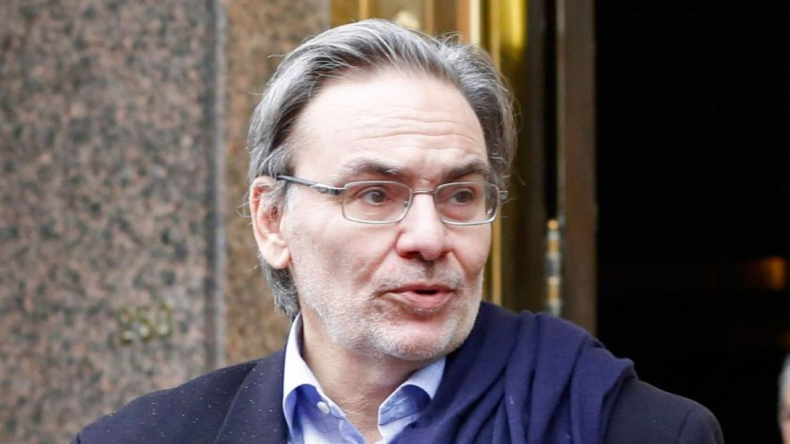 Energy Secretary Gustavo Lopetegui.
