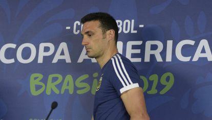 Lionel Scaloni prepara cambios para revertir la mala imagen del debut ante Colombia.