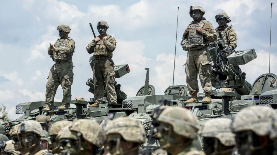 Estados Unidos envía más tropas a Irán.