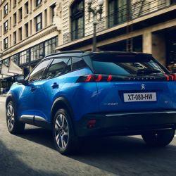 Así es el nuevo Peugeot 2008