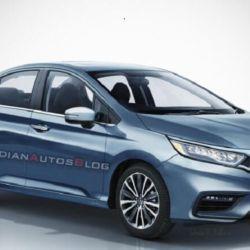 Honda City 2020 (posible diseño según Indian Autos Blog)