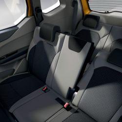 El Renault Triber fue desarrollado y producido en la India.