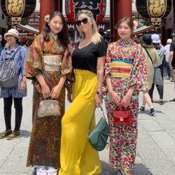 Wanda Nara en Japón