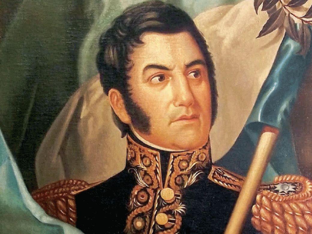 Homenaje al General San Martín - IES 9-012 San Rafael en Informática 2021
