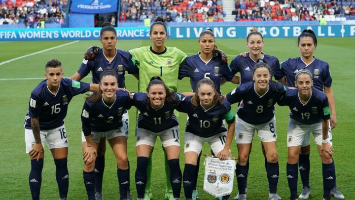 Mundial de fútbol femenino: la Selección argentina hizo historia y está a un paso de la clasificación