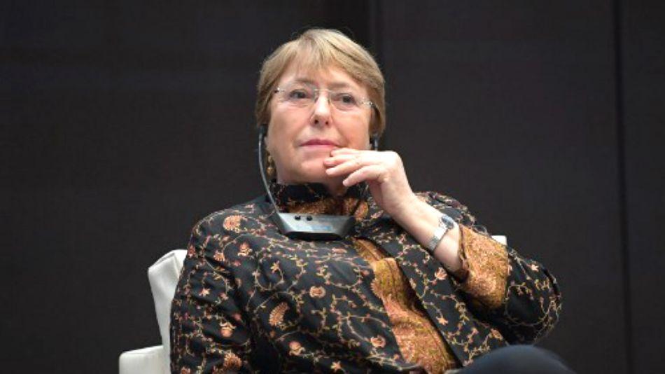 Bachelet, ante un desafío en su esperada visita a Venezuela.