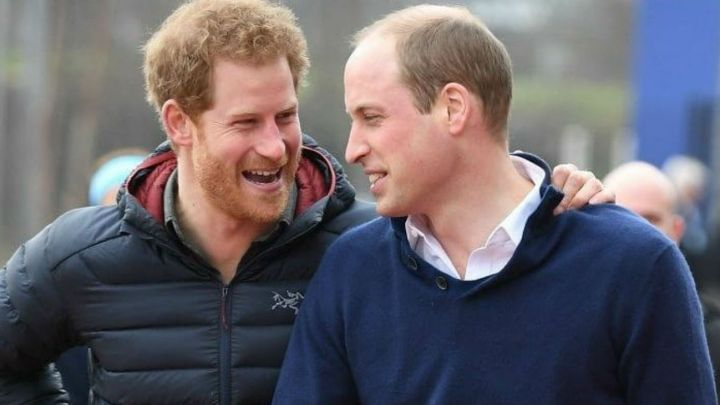 La preocupación del príncipe William por su hermano Harry