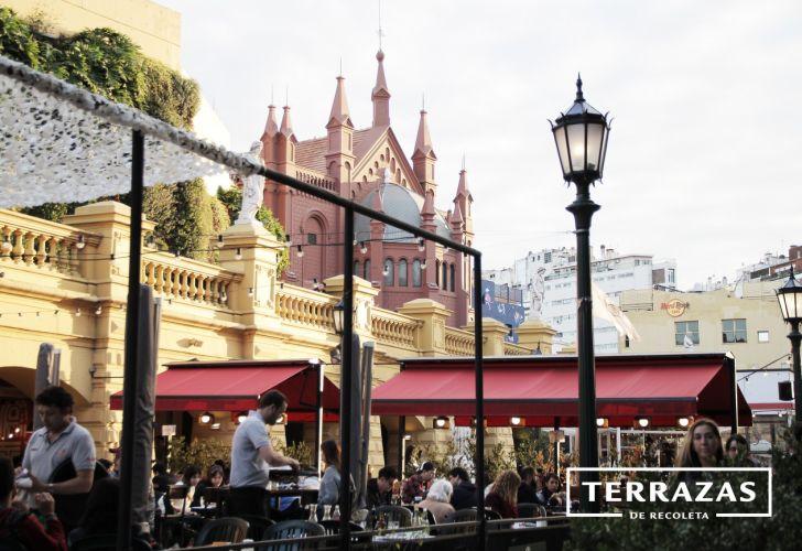 Terrazas De Recoleta Irrumpe Como El Nuevo Orgullo Porteño