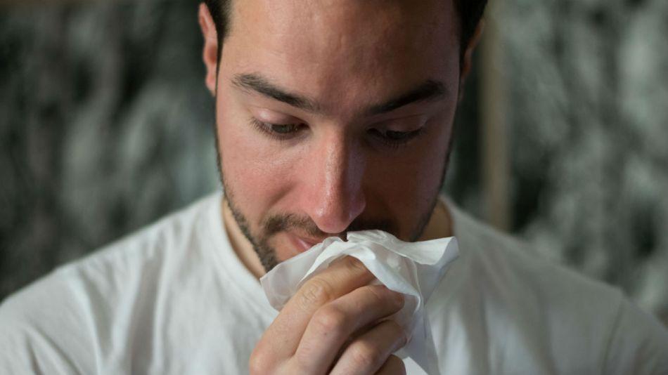 Durante la temporada de bajas temperaturas casi la totalidad de las personas va a ser afectada por algún proceso infeccioso o inflamatorio de las vías aéreas superiores.