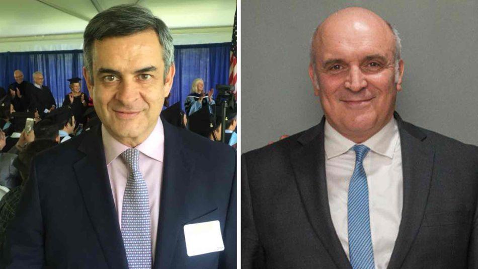 Luis Rosales y José Luis Espert 062123019