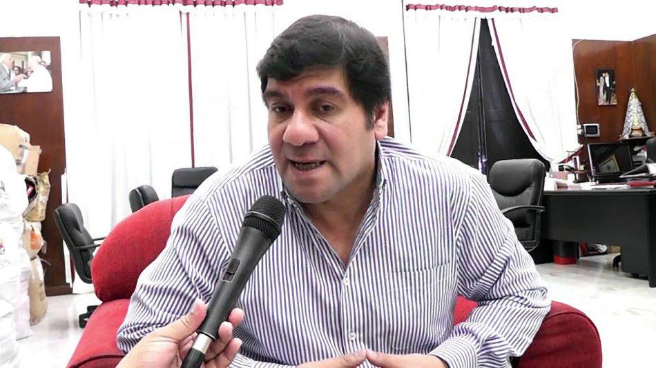 Omar Suárez era senador y dirigente gremial.