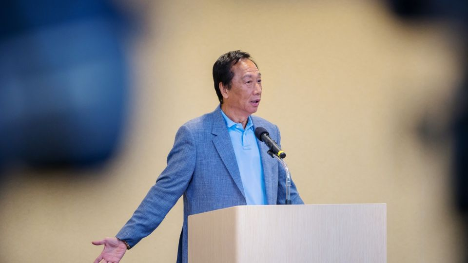 Foxconn Chairman Terry Gou Said Company Could Move Some Manufacturing Facilities To U.S.