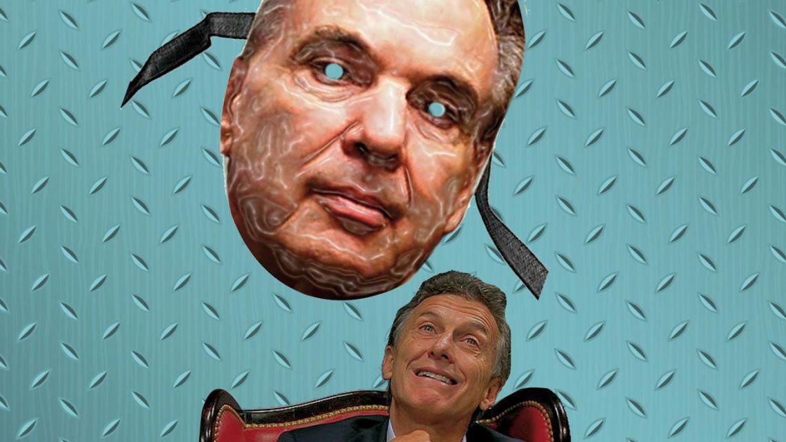 Pichetto and Macri, an unusual bond?