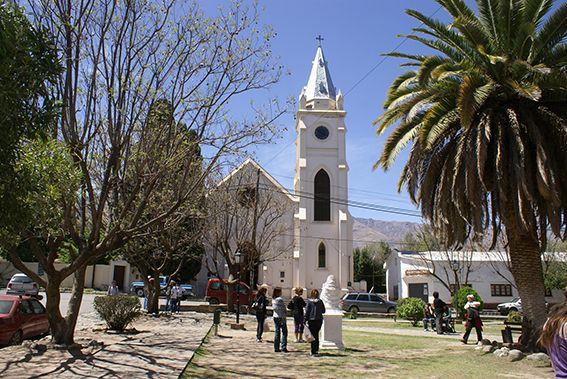 San Javier, en Traslasierra, será uno de los puntos convocantes para observar el eclipse solar.