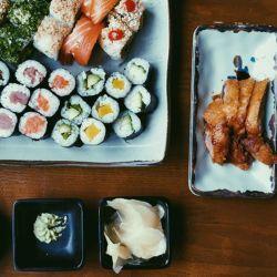 Guía práctica para comer sushi correctamente