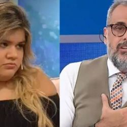 La reacción de Jorge Rial tras el paso de Morena por el Bailando