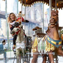 Vicky Xipolitakis en New York
