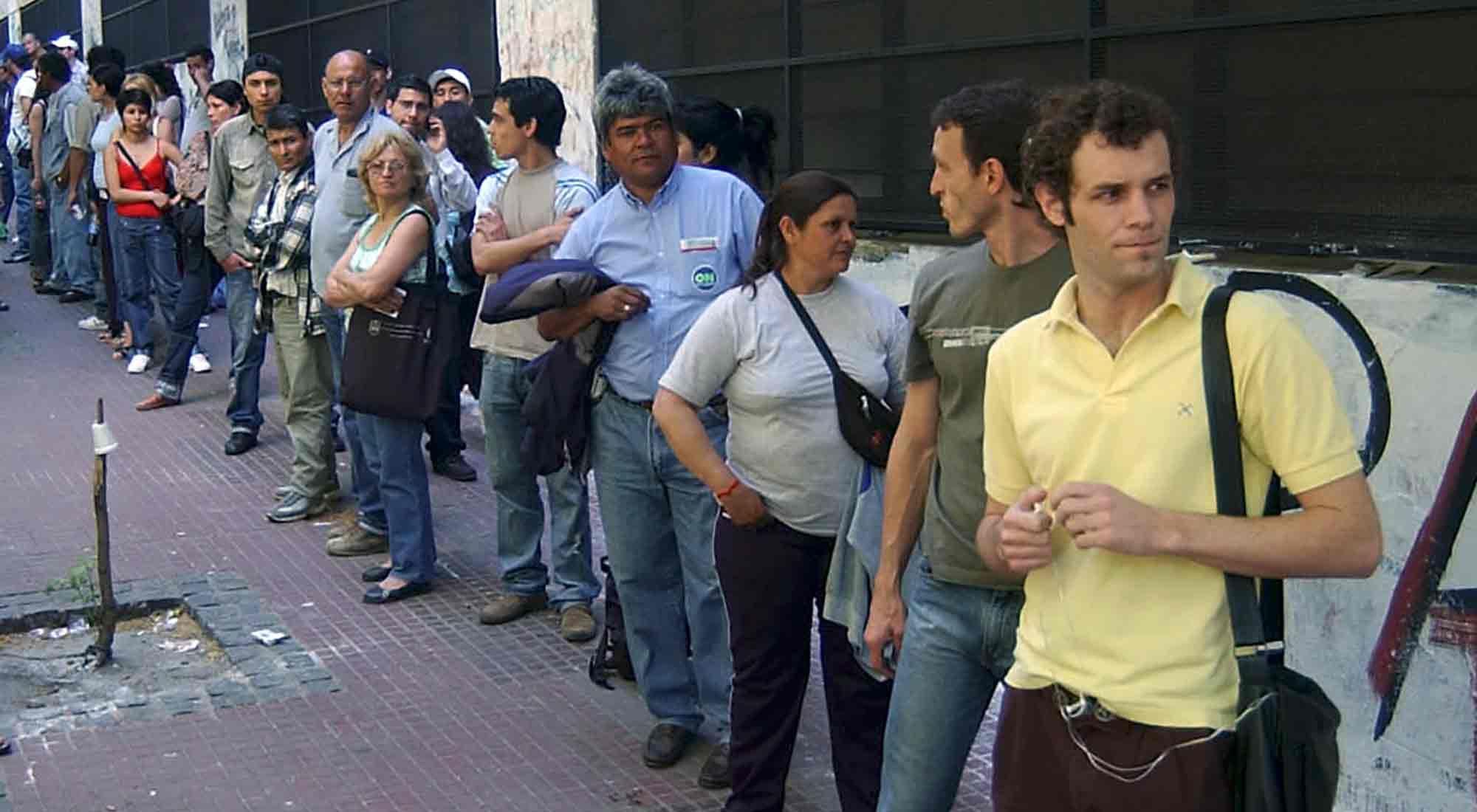 Según la UCA, a finales de 2018 el sector de informalidad reunía al 49,3% de los ocupados.