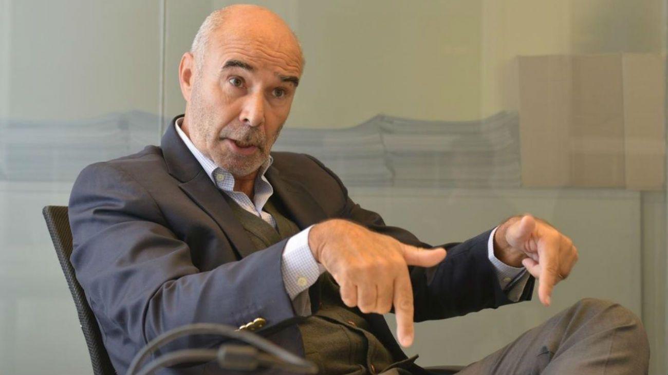 Juan José Gómez Centurión ratificó su candidatura en la alianza NOS.