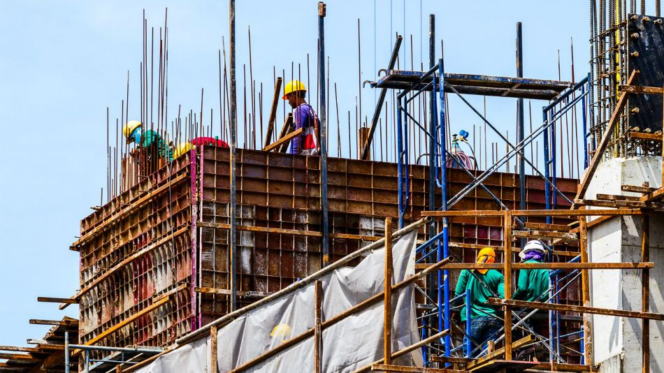 Cifras preocupantes respecto de la construcción a nivel global.