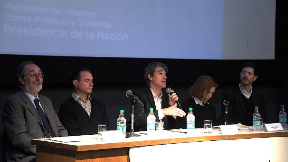 Adrián Pérez, secretario de Asuntos Políticos.