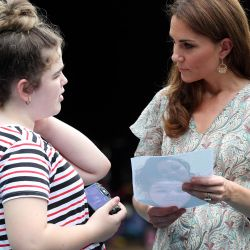 La duquesa de Cambridge podría estar esperando a su tercer hijo