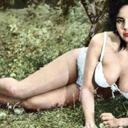 Isabel La Coca Sarli, leyenda del cine nacional.