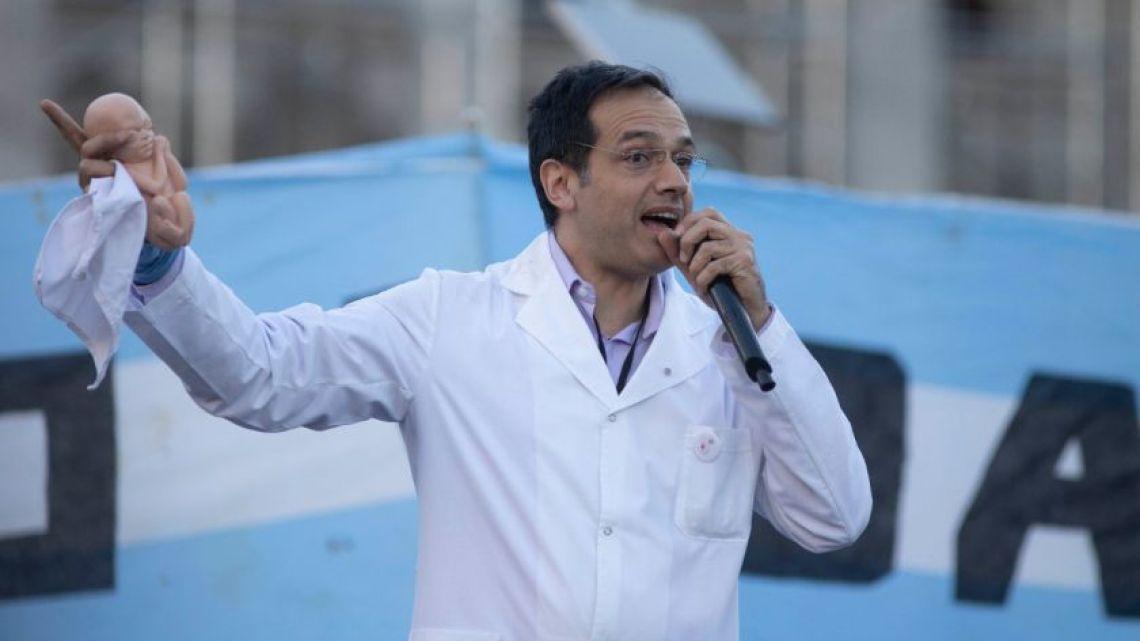 Leandro Rodríguez Lastra.