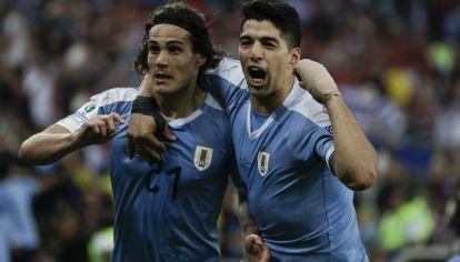 Uruguay se abraza a la ilusión en la Copa América.