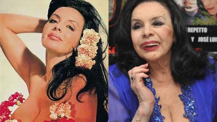 "El último adiós a Isabel ""La Coca"" Sarli"